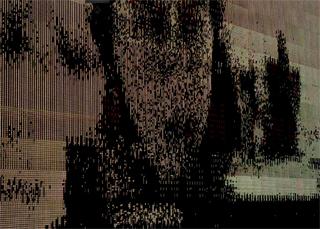 Massive Attack pixel dot image