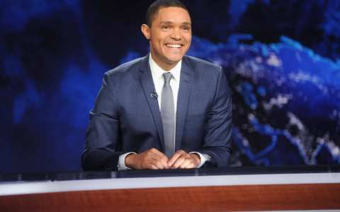 Trevor Noah Is on to Something