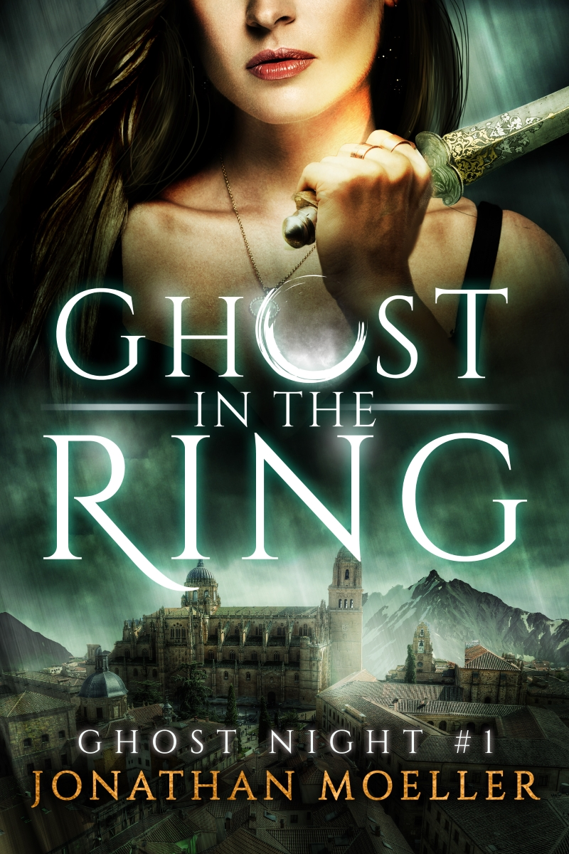 The Lost Rune (ghosts rage Book 1)