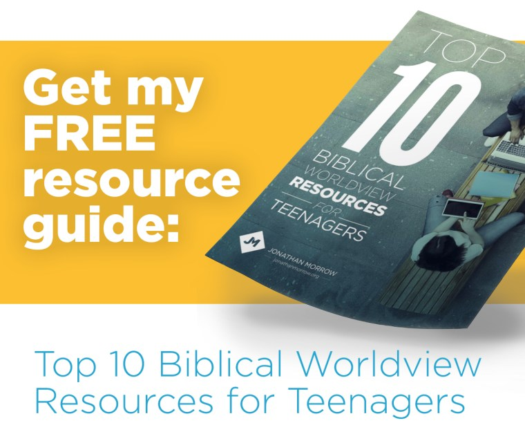 Why Kids Need a Biblical Worldview and Where to Start - Jonathan Morrow