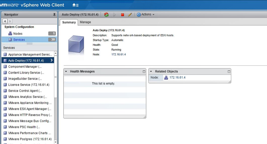 Provisioning ESXi Hosts with Auto Deploy – Jonathan Neilly
