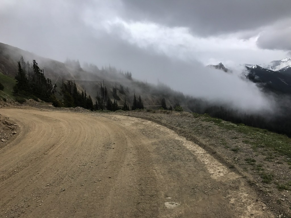 Road to obstruction point was clear - iPhone