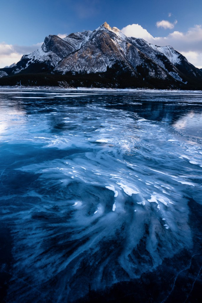 Abraham Lake Photography Guide