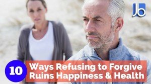 Refusing to Forgive