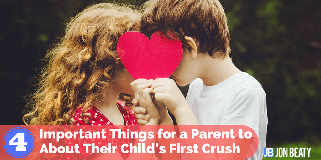 What to Do About Your Child's First Crush