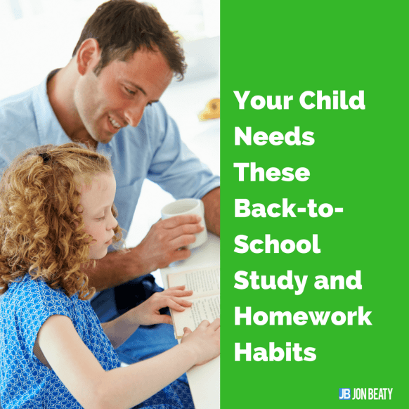 Your Child Needs These Back-to-School Study and Homework Habits