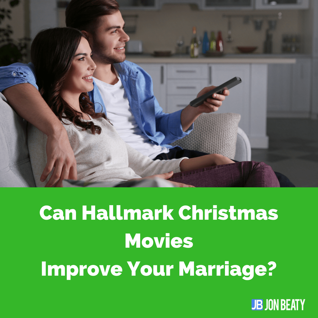 Can Hallmark Christmas Movies Improve Your Marriage?