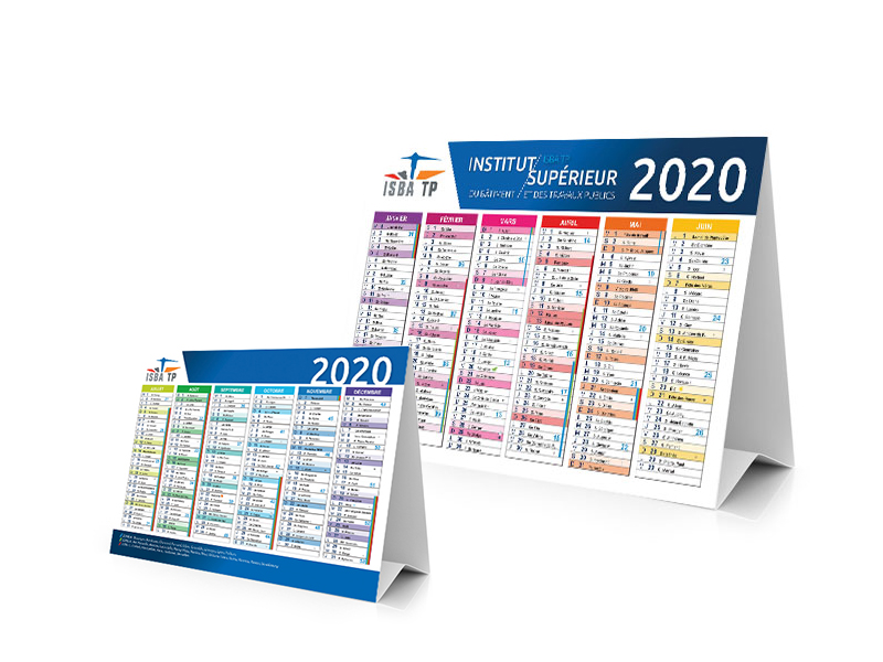 calendrier-chevalet-realisations-agence-communication-marseille-jones-and-co