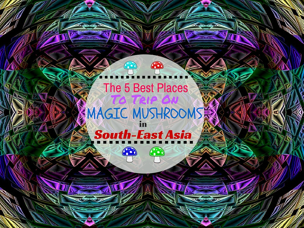 The 5 Best Places To Trip On Magic Mushrooms In South East
