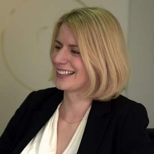 Polly Coram at Jones Myers Family Law Firm Leeds
