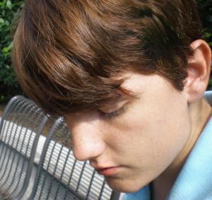 Image for Jones Myers Blog - upset teenager