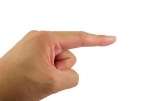Image for Jones Myers Blog - Finger Pointing