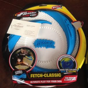 Wham-O Fetch Frisbee