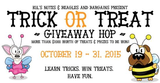 Trick or Treat giveaways coming SOON!