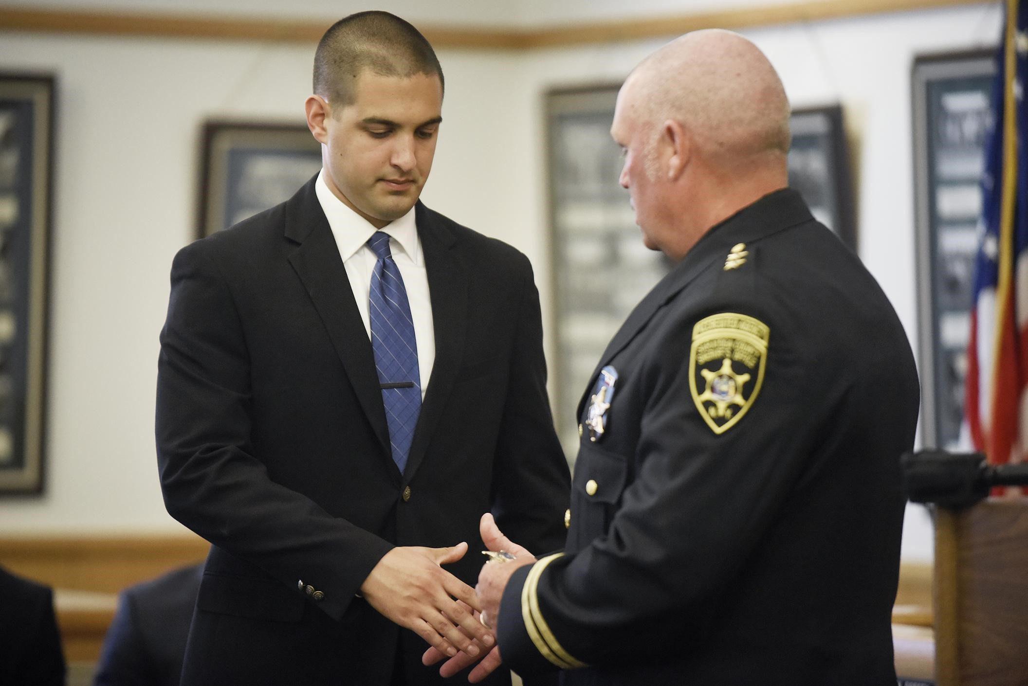 Deputy Sheriff Patrick Dell'Anno