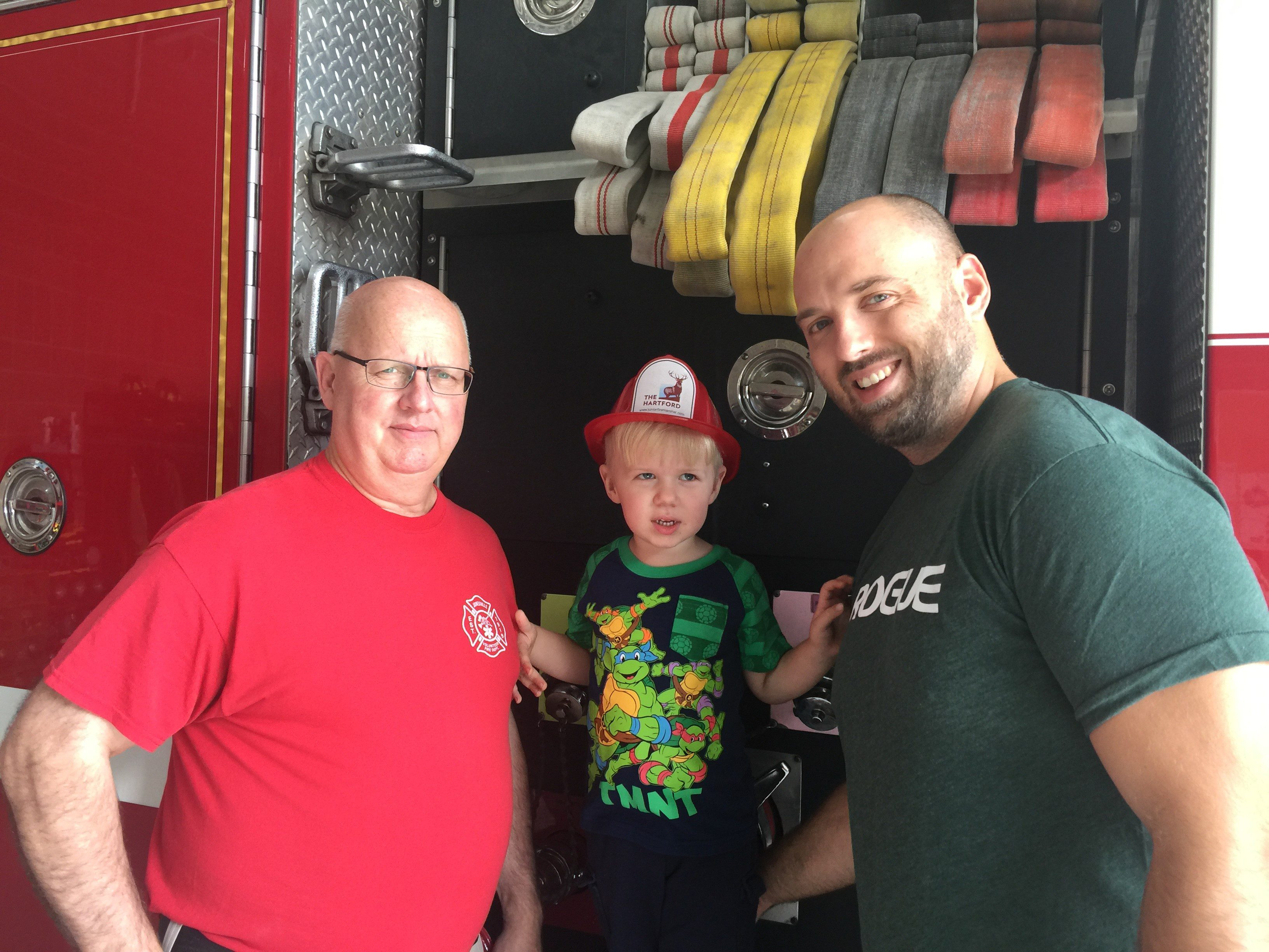 Firefighters – Past, Present and Future