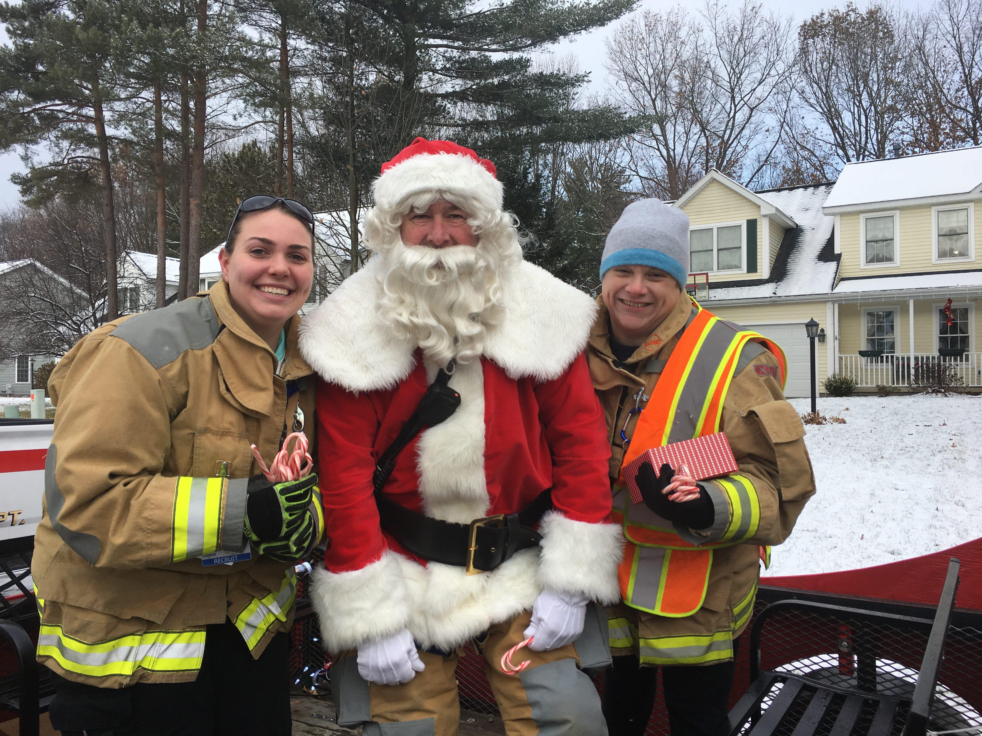 Santa Patrol Information