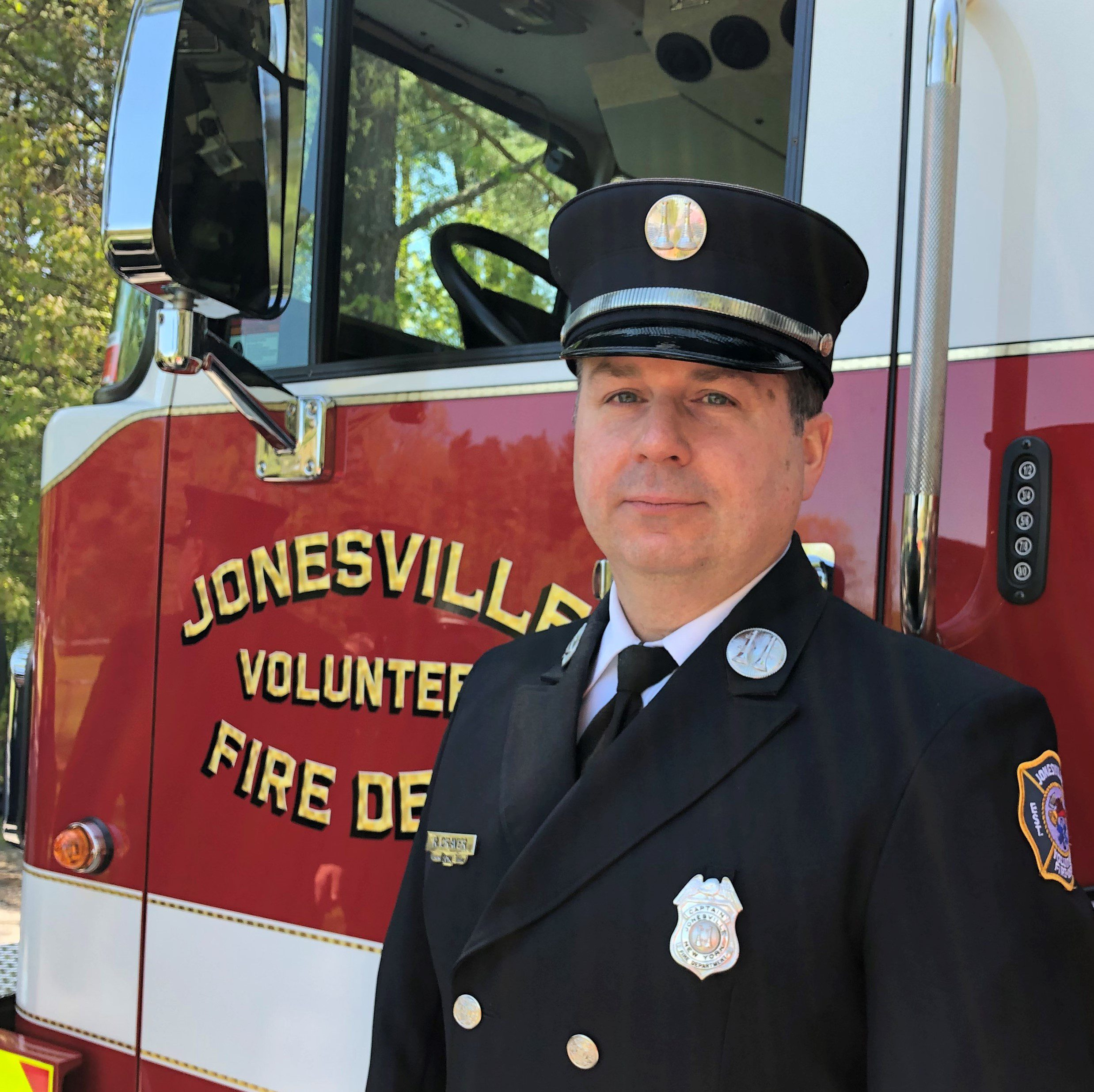 Firefighter of the Month – January 2020