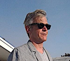 Composer and Improvisor Jon Forshee.