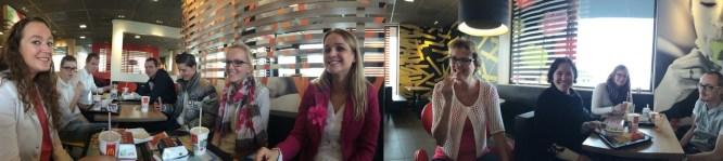 McDonalds panorama
