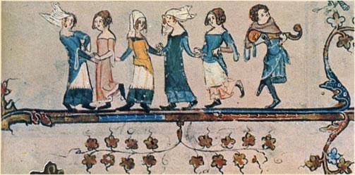 Risultati immagini per bosco miniatura medievale