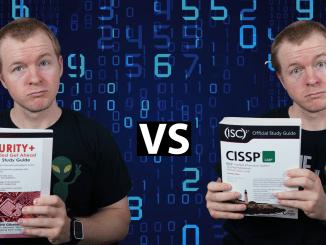 Security+vs CISSP