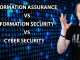 Information Assurance vs Information Security vs Cyber Security