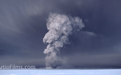 Volcanic Eruption in Iceland 2011 News Footage