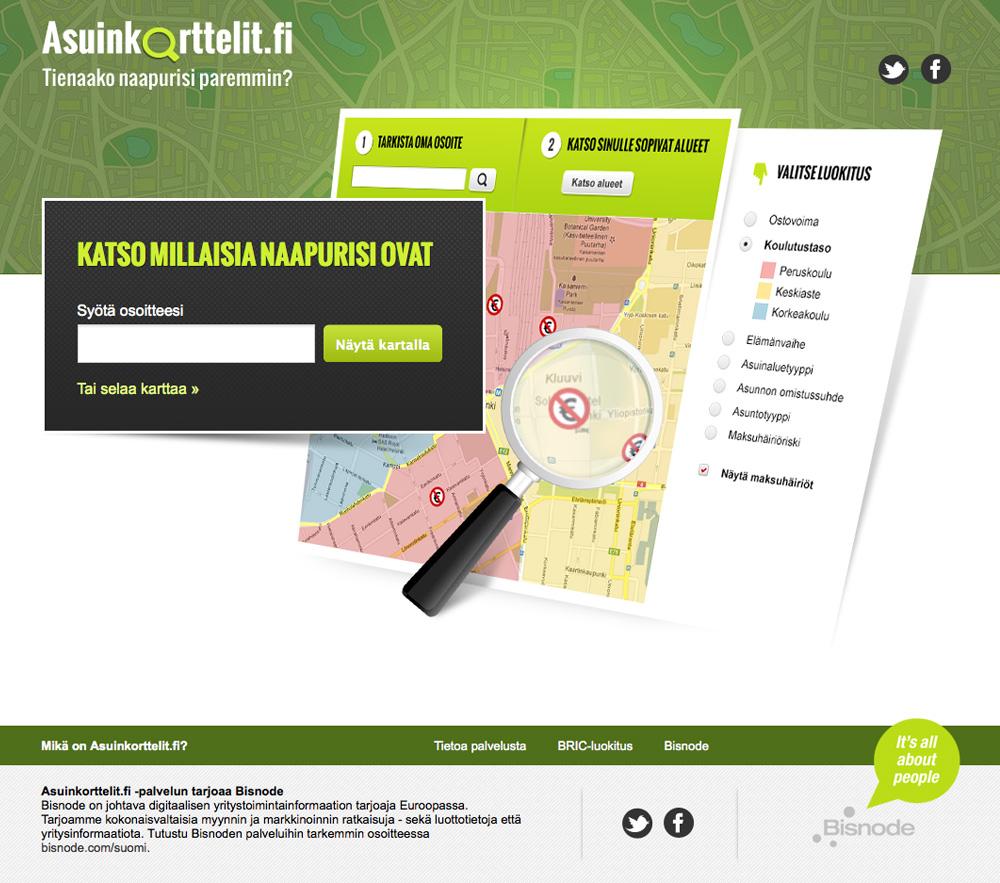 Asuinkorttelit.fi