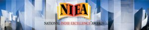 banner for National Indie Excellence Awards on finalist message