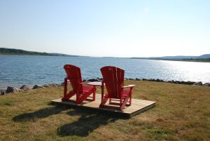 #Canada150 #sharethechair vacation