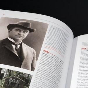 Personen und Persönlichkeiten — Erkundungen auf dem Dessauer Friedhof III; von Hans-Joachim Mellies