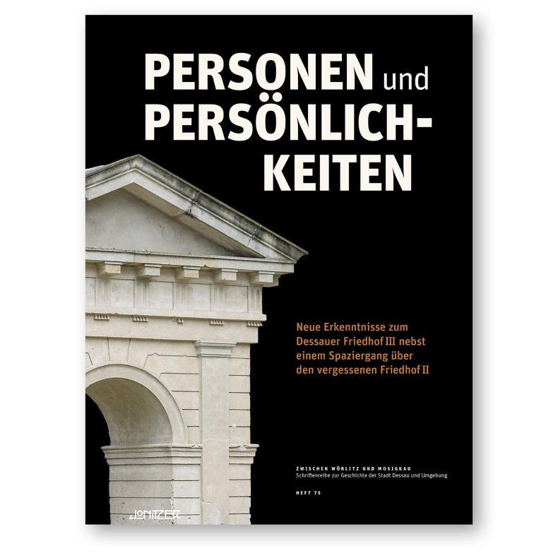 Titel »Personen und Persönlichkeiten, Band 2«