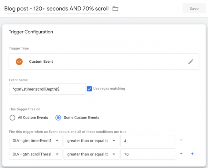 Custom Pixel Event Google Tag Manager