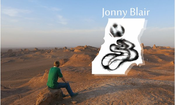 Jonny Blair world traveller and business backpacker logo