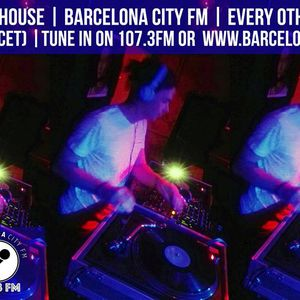Jonny Loves House on Barcelona City FM