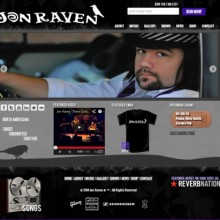New Jon Raven Website Finally Here!!