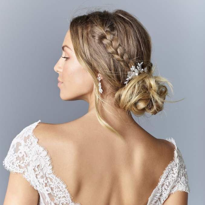 bridal tiaras and hair accessories | choosing the right