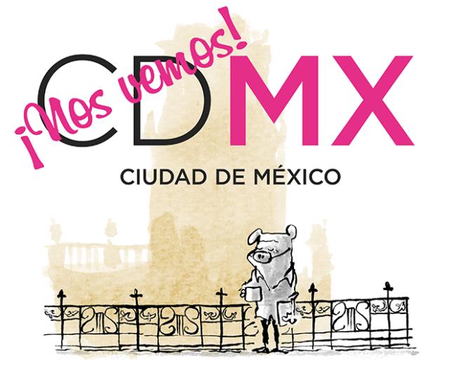Mexico LInea de Fuego CartonClub satire skræntskov