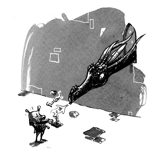 drager inktober skræntskov
