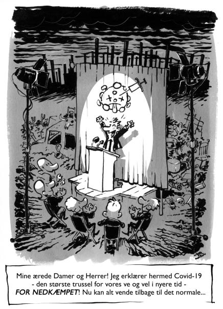 klima corona covid19 satire