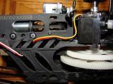 Tail rotor drive belt - Thunder Tiger e325 Mini-Titan