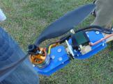 tri-copter motor