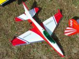 NEAT Fair 2010 - Kyosho Jet Illusion DF 45