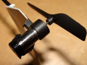 Eflite Blade mSR Tail Rotor Power Sytem