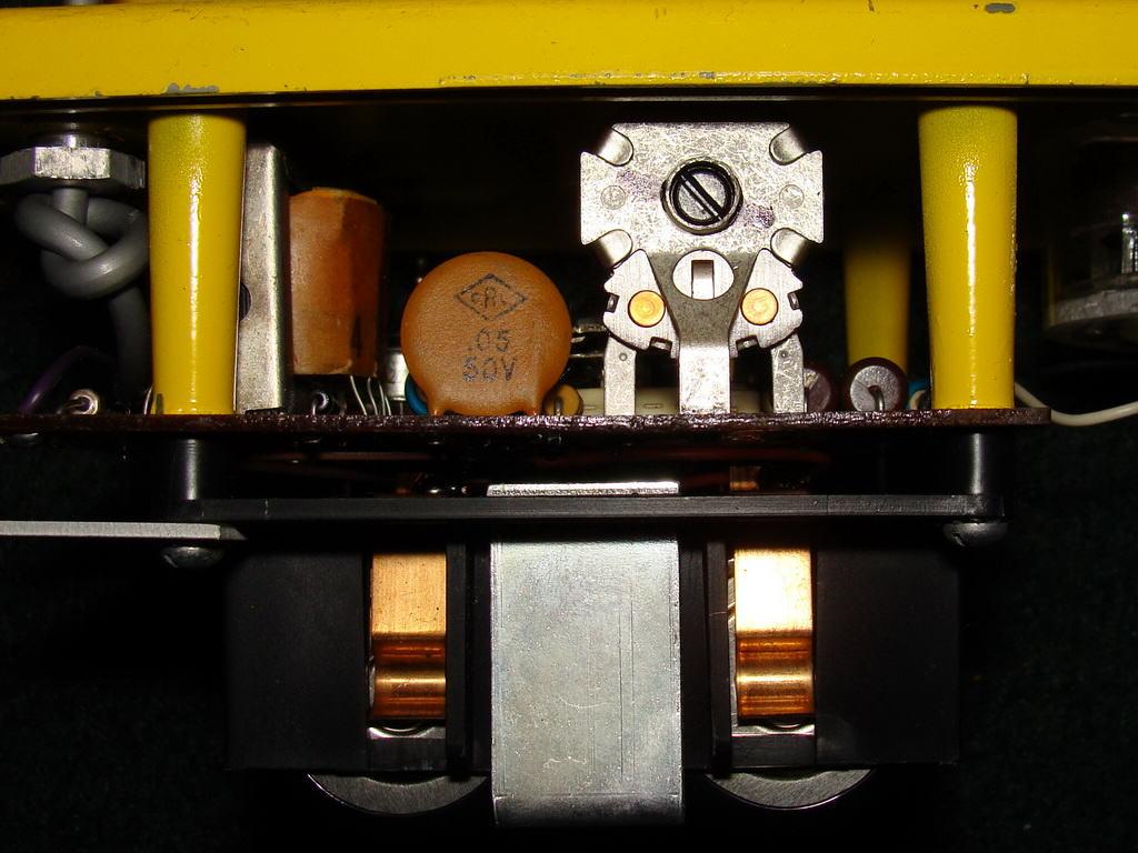 Civil Defense Lionel Cd V 700 Model 6b Geiger Counter Diy Circuit If