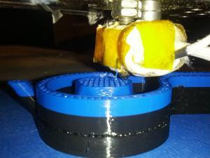 3d printed big whistle - 1