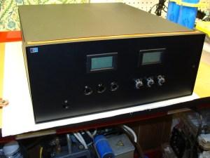 DIY Laser PSU Front Panel 3