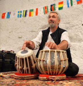 Indian Music Workshop Reviews - Jon Sterckx