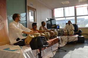 Swindon Tabla Class Performance 2017